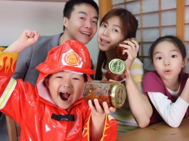 吳鈴山老婆做的小魚辣椒廣受好評。翻攝吳鈴山臉書